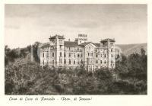 1953 MEDESANO (PR) Casa di cure di RAMIOLA Panorama *Cartolina FG NV