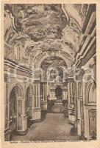 1935 ca ISPICA Interno della Basilica di Santa Maria Maggiore *Cartolina FG NV
