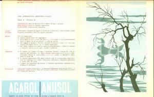 1960 MILANO Farmaceutica ANGIOLINI - Test appercettivo deduttivo 9/b *Pescatori