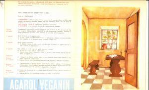 1959 MILANO Farmaceutica ANGIOLINI - Test appercettivo deduttivo 4 a - Camera
