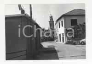 1970 ca BARDINO NUOVO (SV) Panorama con il campanile *Cartolina postale FG NV