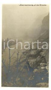1917 WW1 VAL BRENTA Sbarramento del Regio Esercito Italiano *Foto 8x14 cm