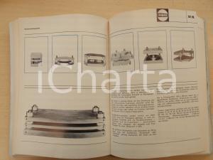 1969 FISCHER-BRODBECK Gmbh - Catalogo FIBRO-Werkzeugbau-Normalien ILLUSTRATO