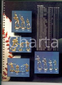 1977 CANADA PDU PLASTI DRESS-UP Portfolio of award components *ILLUSTRATED