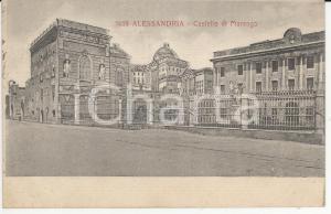 1907 SPINETTA MARENGO (AL) Scorcio con Villa Delavo - Panorama  *Cartolina FP VG