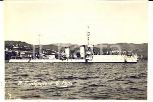 1915 ca WW1 REGIA MARINA Esploratore