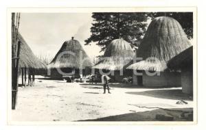 1962 BULA Bissau (Guinea)  morança mancanha * Cartolina postale viaggiata FP