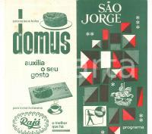 1968 SAO JORGE CINEMA Espetaculo