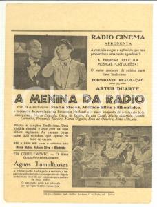 1946 CINEMA PORTUGAL Film