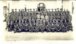 1937 SPOLETO 19° Corso Suppletivo Allievi Ufficiali - 4^ Compagnia *Foto 18x11