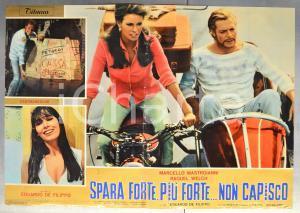 1966 SPARA FORTE, PIÙ FORTE...NON CAPISCO Raquel WELCH Fotobusta 66x46 cm (1)
