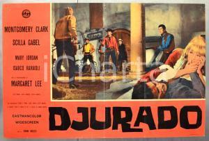 1966 DJURADO Montgomery CLARK Scilla GABEL Mary JORDAN Fotobusta 66x46 (3)