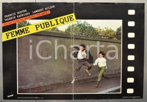 1984 FEMME PUBLIQUE Regia di Andrzej ZULAWSKI - Francis HUSTER Fotobusta (1)