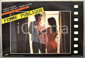 1984 FEMME PUBLIQUE Regia di Andrzej ZULAWSKI - Francis HUSTER Fotobusta 66x46