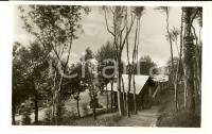 1938 VALGANNA Villaggio Alpino PIAMBELLO - Piazzale Umberto GRIONI *Cartolina