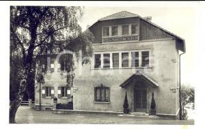 1938 VALGANNA Villaggio Alpino PIAMBELLO - Villa DE MARCHI *Cartolina FP