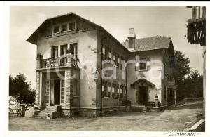 1938 VALGANNA Villaggio Alpino - Villa Rosa e Marco DE MARCHI *Cartolina FP