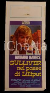 1977 GULLIVER NEL PAESE DI LILLIPUT Richard HARRIS Catherine SCHELL *Manifesto