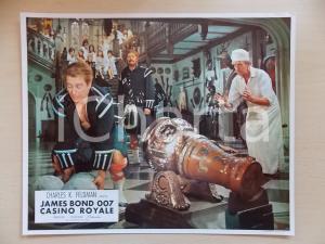 1967 JAMES BOND 007 CASINO ROYALE David NIVEN incites a scottish *Lobby card