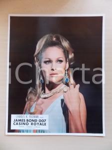 1967 JAMES BOND 007 CASINO ROYALE Ursula ANDRESS *Lobby card EDIZIONE FRANCESE