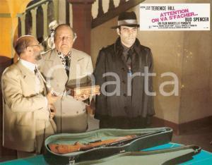 1974 ALTRIMENTI CI ARRABBIAMO John SHARP Donald PLEASENCE Lobby card ED FRANCESE