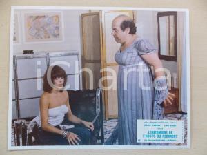 1979 INFERMIERA NELLA CORSIA DEI MILITARI Nadia CASSINI Lino BANFI *Lobby card