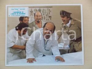 1979 INFERMIERA NELLA CORSIA DEI MILITARI Lino BANFI Luigi UZZO *Lobby card