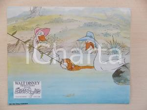 1970 GLI ARISTOGATTI Walt DISNEY - Adelina e Guendalina Blabla *Lobby card