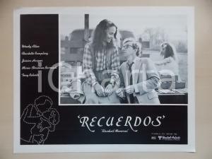 1980 STARDUST MEMORIES Jessica HARPER Woody ALLEN Sguardo romantico *Lobby card