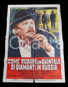 1967 COME RUBARE UN QUINTALE DI DIAMANTI IN RUSSIA Fernando SANCHO *Manifesto