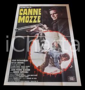 1977 CANNE MOZZE Antonio SABATO Ritza BROWN Attilio DOTTESIO *Manifesto 140x200
