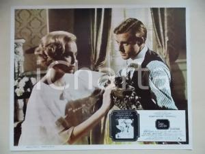 1974 GREAT GATSBY Mia FARROW Robert REDFORD *Lobby card MEXICAN EDITION 35x28 cm