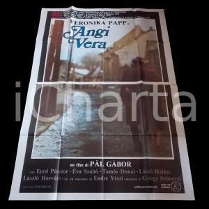 1979 ANGI VERA Pal GABOR Vera PAP Erzsi PASZTOR Eva SZABO *Manifesto 140x200