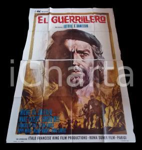 1969 EL GUERRILLERO Michel DEL CASTILLO Marc CASSOT Krista NELL *Manifesto