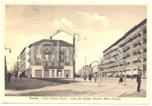 1942 TORINO Corso GIULIO CESARE - Casa Gruppo Rionale