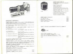 1973 LEITZ WETZLAR Catalogo ILLUSTRATO macchine fotografiche LEICA - 121 pp.