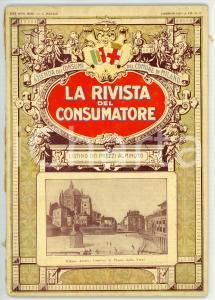 1929 COMUNE DI MILANO La rivista del consumatore - Listino prezzi *Anno VII n° 2
