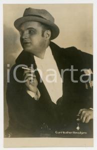 1920 ca GERMANY Artist Curt Walter HENDGEN - Vintage postcard - FP NV