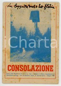 1939 SANCTIFICATIO NOSTRA Consolazione - La milizia domenicana *Supplemento