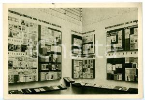 1954 CITTÀ DEL VATICANO Esposizione mondiale stampa cattolica - Cartolina FP VG