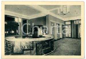 1940 ca VALDAGNO (VI) Lanificio MARZOTTO - Casa del Dopolavoro *Cartolina FG NV