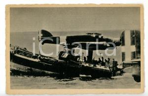 1945 ca AVIAZIONE MILITARE ITALIANA Silurante dopo azione di guerra *Cartolina