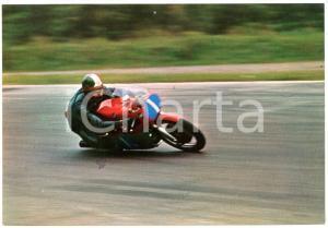 1968 MONZA Gran Premio delle Nazioni - Giacomo AGOSTINI su MV AGUSTA *Cartolina