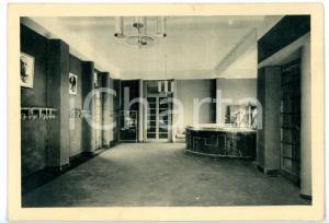 1940 ca VALDAGNO Lanificio MARZOTTO - Ingresso Casa del Dopolavoro *Cartolina FG