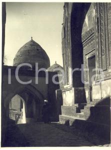 1934 SAMARCANDA (UZBEKISTAN) Necropoli di SHAH-I-ZINDA (3) Foto 11x14 cm