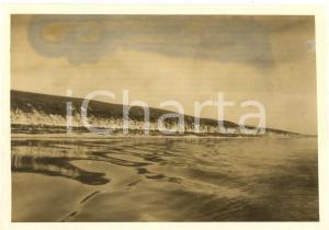 1930 KAMYSHIN (URSS) Fiume VOLGA - Panorama *Fotografia 16x11 cm
