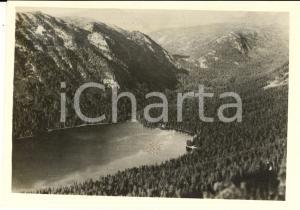1930 ca KAZAKISTAN (URSS) Lago Rakhmanovskoe tra i Monti ALTAY *Foto 14x10 cm