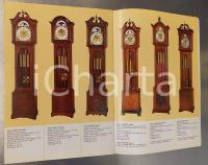1978 MILANO Ditta I. BINDA - Catalogo regolatori a colonna e a carrucola *12 pp.