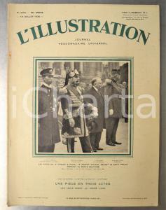 1930 L'ILLUSTRATION Fête du 14 Juillet - Guignol à Paris *Journal n° 4559