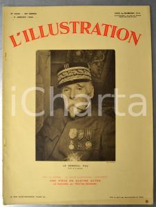 1932 L'ILLUSTRATION Mort du Général PAU - Musées de province *Journal n°4636